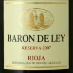 Baron de Ley Reserva Spanien Rioja
