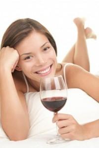 Rotwein in der Fastenzeit