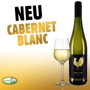 Weinhaus Franz Hahn Cabernet Blanc 2018