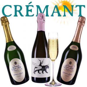 Cremant gegen Champagner