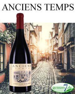 Anciens Temps Rotwein aus dem Languedoc